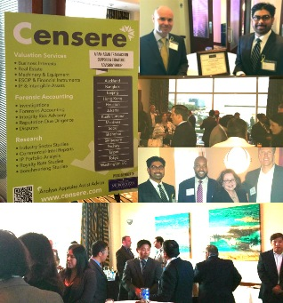 USA - Censere celebrates the U.S. office opening with reception in Houston