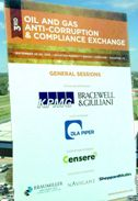 USA  -  Censere was a supporting sponsor of the 3rd Oil and Gas Anti-Corruption & Compliance Exchange in Houston