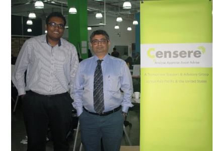 MALAYSIA  -  Censere participates in the MaGIC Central & ACE Open Day